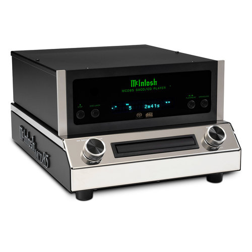 View Larger Image of MCD85 2-Channel SACD/CD Player