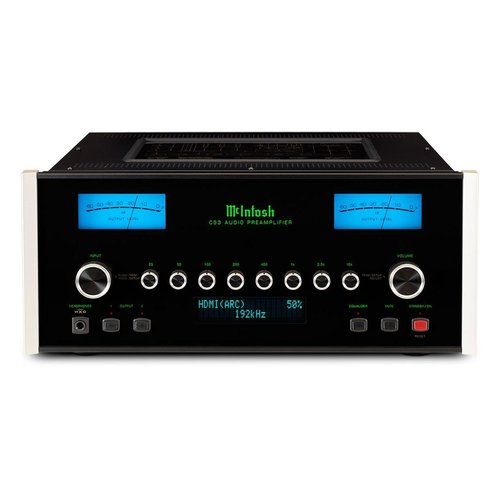 View Larger Image of McIntosh C53 Stereo Preamplifier with Digital Audio Module