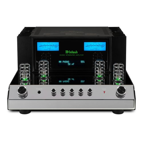 View Larger Image of McIntosh MA352 Integrated Amplifier