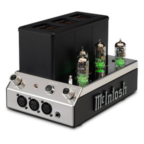 MHA200 2-Channel Vacuum Tube Headphone Amplifier