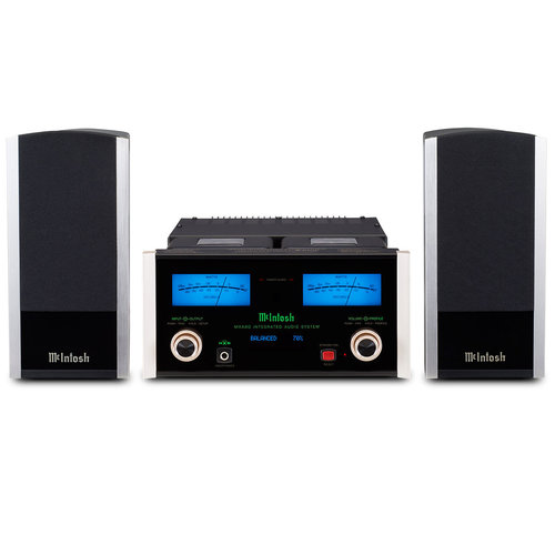 View Larger Image of MXA80 2-Channel Integrated Audio System