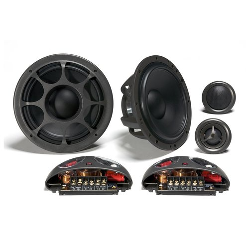 """View Larger Image of Hybrid 402 4"""" 2-Way Component Speakers"""