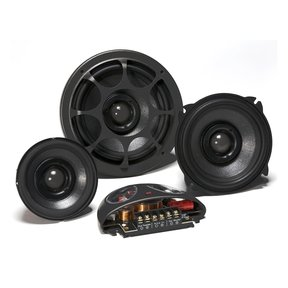 "Hybrid Integra 602 6-1/2"" 2-Way Coaxial Speakers with External Crossovers"