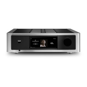 M33 Integrated Amplifier with BluOS Streaming DAC