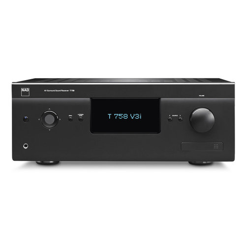 T 758 V3i Home Theater AV Receiver with Dolby Atmos and AirPlay 2 Integration