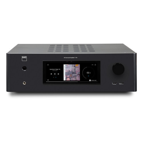 View Larger Image of T778 7.2.4 Channel Home Theater AV Receiver