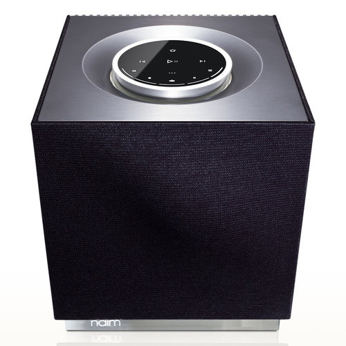 View Larger Image of Mu-so QB 2nd Generation Wireless Powered Speaker