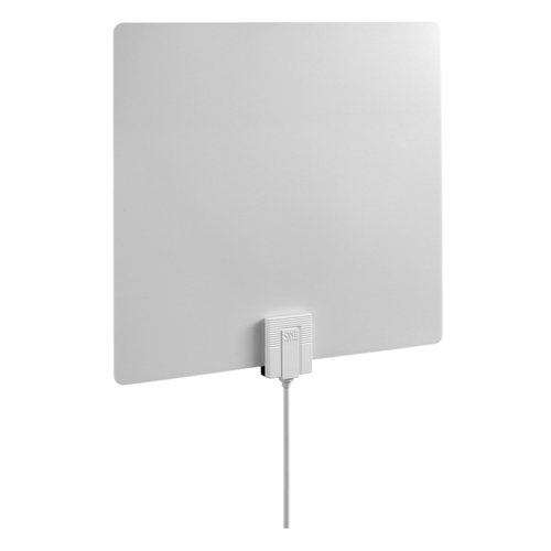 View Larger Image of 14551 Amplified HDTV Indoor Antenna