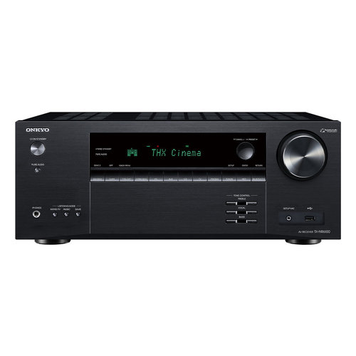 View Larger Image of TX-NR6100 7.2 Channel THX Certified Network AV Receiver