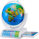 View Larger Image of SG338R SmartGlobe Explorer Augmented Reality Educational Globe with Wireless Bluetooth Pen (White)
