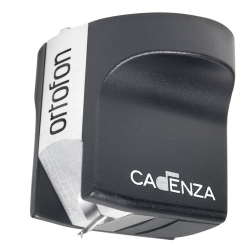 View Larger Image of MC Cadenza Mono Moving Coil Cartridge (Black/White)