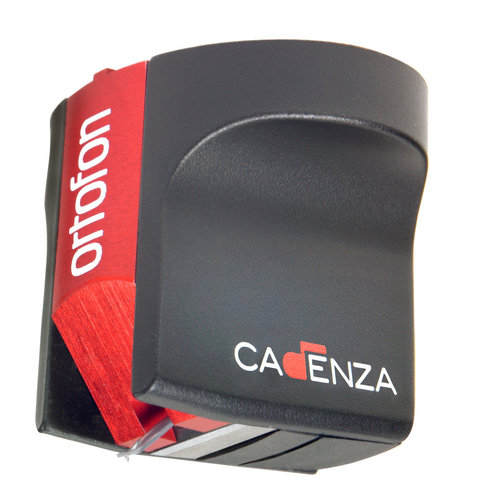 View Larger Image of MC Cadenza Moving Coil Cartridge (Red)