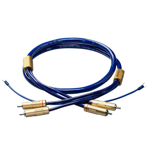 View Larger Image of Tonearm RCA Male to RCA Male Cable - 3.93 (1.2m)