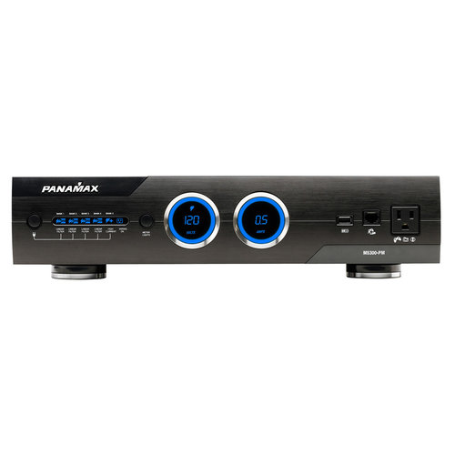 View Larger Image of M5300-PM 11-Outlet Home Theater Power Conditioner