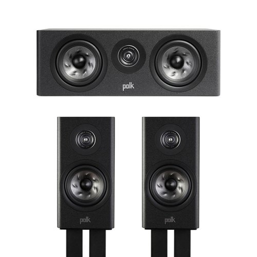 View Larger Image of Reserve 3.0 Channel Compact Home Theater Speaker Bundle (Black)