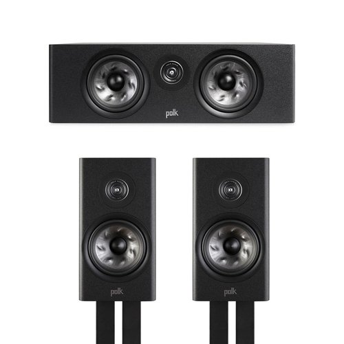View Larger Image of Reserve 3.0 Channel Home Theater Speaker Bundle (Black)