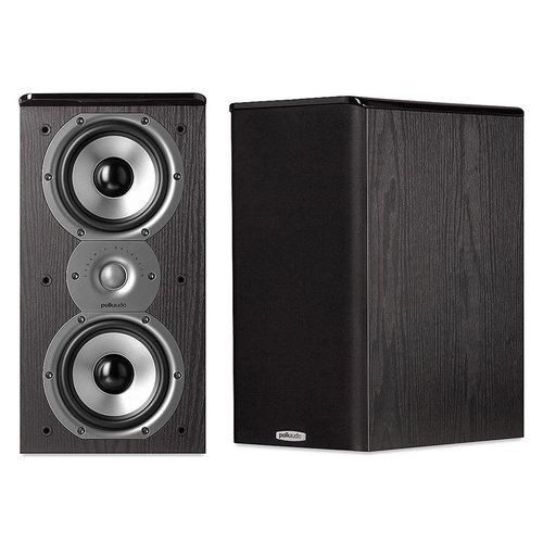 "View Larger Image of TSi200 2-Way Bookshelf Speakers with Dual 5-1/4"" Drivers - Pair"