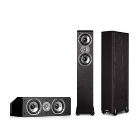TSi300 3.0 Home Theater Speaker Package (Black)