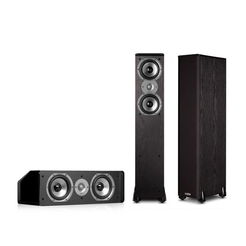View Larger Image of TSi300 3.0 Home Theater Speaker Package (Black)