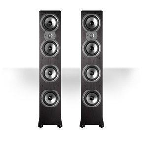 """TSi500 High Performance Tower Speakers with Four 6-1/2"""" Drivers - Pair"""