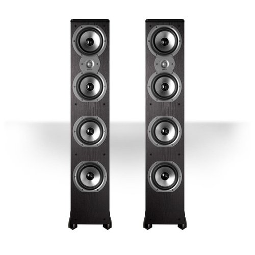 """View Larger Image of TSi500 High Performance Tower Speakers with Four 6-1/2"""" Drivers - Pair"""