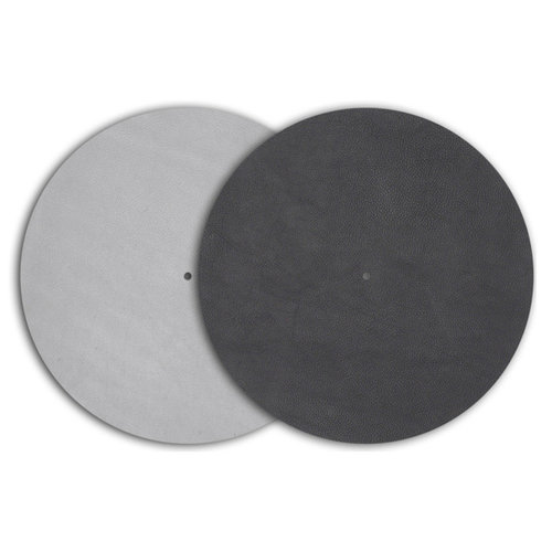 View Larger Image of Leather It Platter Mat