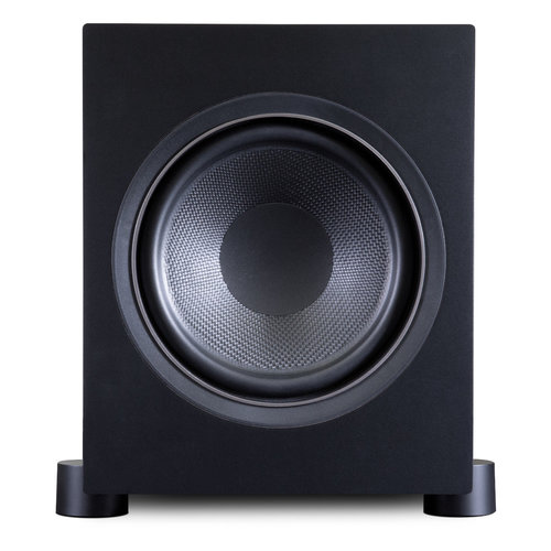 """View Larger Image of Alpha S8 150W 8"""" Subwoofer"""