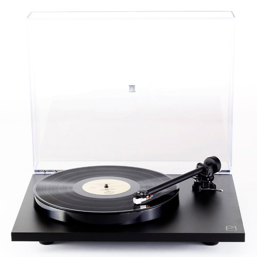 View Larger Image of Planar 1 Turntable with Premounted Carbon MM Cartridge