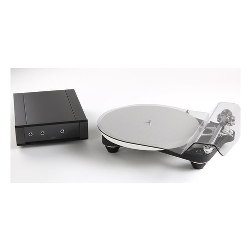 View Larger Image of Planar 10 Turntable with Apheta 3 Cartridge (Gloss Black)
