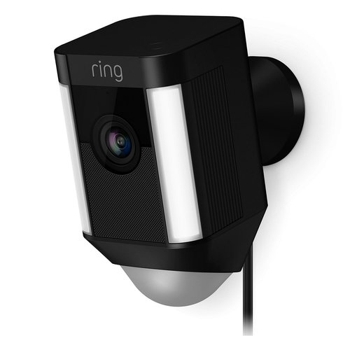 View Larger Image of Spotlight Cam Wired X