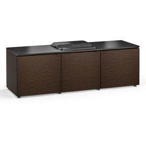 Chameleon Collection Berlin 237 Projector Integrated Cabinet for Epson LS100 Projector (Wenge)