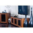 View Larger Image of Chameleon Collection Corsica 237 Triple-Width AV Cabinet (American Cherry)