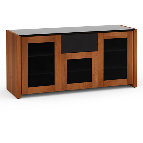 View Larger Image of Chameleon Collection Corsica 336 AV Cabinet with Speaker Integration (American Cherry)