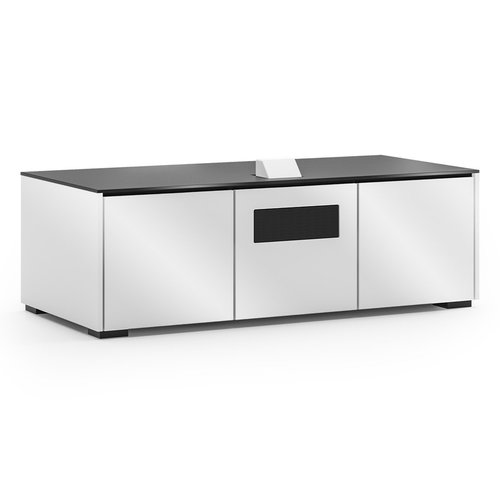View Larger Image of Chameleon Collection Miami 237S EPS Projector Integrated Cabinet for Epson LS500 (Gloss White)