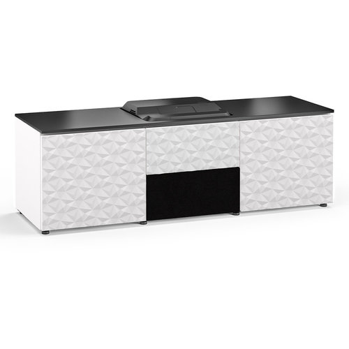 View Larger Image of Chameleon Collection Milan 236 Projector Integrated Cabinet for Epson LS100 Projector (White)