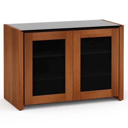 View Larger Image of Chameleon Collection Corsica 323 Twin-Width AV Cabinet (American Cherry)