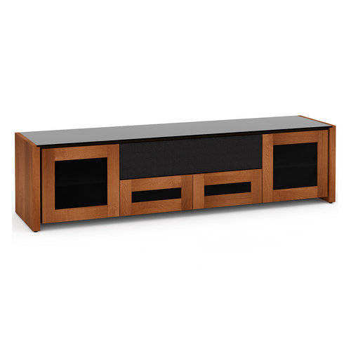 View Larger Image of Chameleon Collection Corsica 245 AV Cabinet with Speaker Integration (American Cherry)