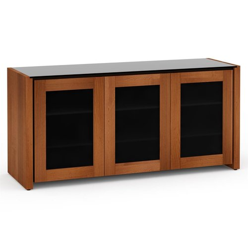 View Larger Image of Corsica 337 Triple Wide Cabinet (American Cherry)
