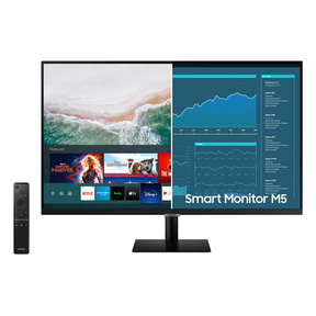 "27"" M5 FHD Smart Monitor with Streaming TV"