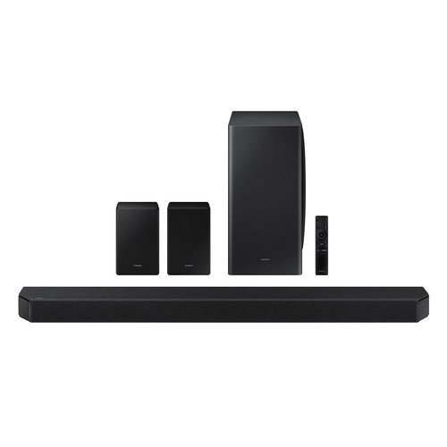 View Larger Image of HW-Q950A 11.1.4ch Soundbar with Dolby Atmos and DTS:X
