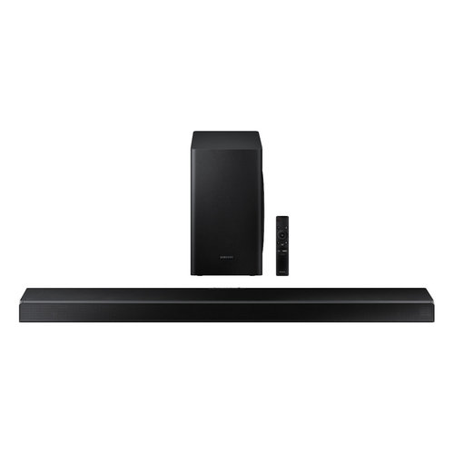 View Larger Image of HW-Q60T 5.1ch Soundbar with Acoustic Beam and DTS Virtual: X 3D Surround Sound