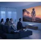 "View Larger Image of 130"" The Premiere LSP9T 4K Smart Triple Laser UHD Projector (White)"