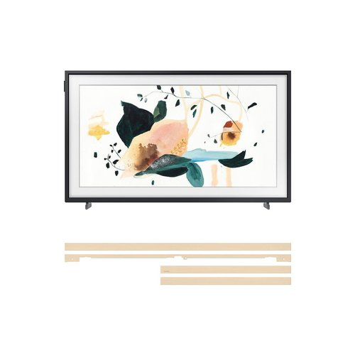 """View Larger Image of QN32LS03T 32"""" The Frame QLED 4K UHD Smart TV with Customizable Bezel"""