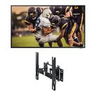 """View Larger Image of QN65LST7TA 65"""" The Terrace QLED 4K UHD Outdoor Smart TV with WMN4277TT The Terrace 65"""" & 75"""" TV Wall Mount"""