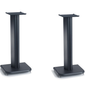 "BF24 24"" Basic Foundations Speaker Stands - Pair (Black)"