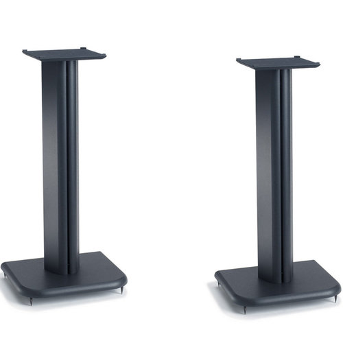 "View Larger Image of BF24 24"" Basic Foundations Speaker Stands - Pair (Black)"