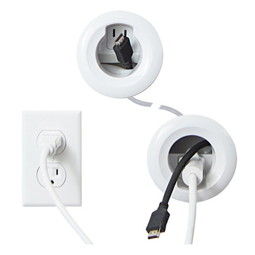 View Larger Image of In-Wall Cable Management Kit