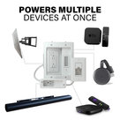 View Larger Image of In-Wall Power Kit For Soundbars and Mounted TVs
