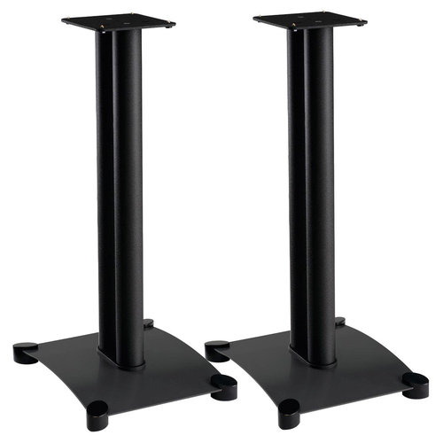 """View Larger Image of SF26 Steel Series 26"""" Tall Stand for Medium to Large Bookshelf Speakers"""