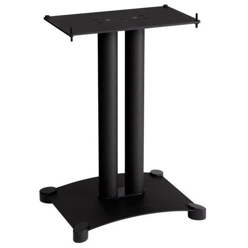 """View Larger Image of SFC22 Steel Series 22"""" Speaker Stand - Each (Black)"""